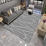 VOVTT Weicher Designer Teppich Modern Für Wohnzimmer, Schlafzimmer, Kinderzimmer Und Arbeitszimmer,160x230