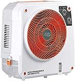 Sichler Haushaltsgeräte Akku Klimaanlage: High-Power-Akku-Luftkühler mit Wasserkühlung, 26 Watt, 150 ml/Std. (Mobile Klimaanlage Akku)