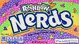 Wonka Rainbow Nerds - 141.7g (5 Pack)