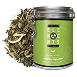 'Jasmin Imperial' Jasmintee Lose Bio in Dose Völlig Neu Erfunden, 4 Premium Grüne und Weiße Tees, Ohne Aroma Zusatz, 100 Gramm (ca. 40 Tassen) von alveus