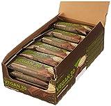 IronMaxx Vegan Protein Zero - 500g - Dark Chocolate - Veganes Proteinpulver aus hochwertigen, pflanzlichen Proteinquellen - 4 Komponenten Eiweißpulver ohne Soja, zuckerfrei - Designed in Germany