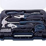 yui Hardware-Werkzeuge Bosch Neue 12-teilige Haushalt Multifunktions-Hardware Werkzeugkasten Manuell Werkzeugkasten Holzbearbeitung Elektriker Reparatur Werkzeuge Hardware-Werkzeugset