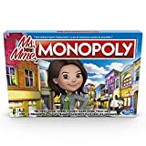 Hasbro - Ms Monopoly Board Game First Game Where Women Make More Than Men (English/French)