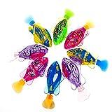 Robo Fisch, Lebensechte Elektronische Spielzeug, Batteriebetriebene Elektrische Schwimmen, Aktivierter Clownfisch, Wasseraktivierter Roboterschwimmen-Haustier-Fisch-Kind-Kind-Badespielzeug-Geschenk