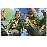 wzgsffs Terence Hill Bud Spencer Filmkunst Poster Und Drucke Wandkunst Druck Auf Leinwand Für Wohnzimmer Home Schlafzimmer Dekoration-20X39 Zollx1 R