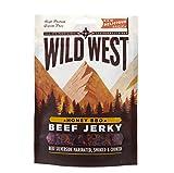 Wild West Honey BBQ Flavour Beef Jerky Box of 12 x 70g Packs