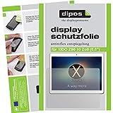 dipos I 2X Schutzfolie matt kompatibel mit XIDO Z90 10 Zoll (9.6') Folie Displayschutzfolie