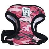 RC Pet Products Cirque Hundegeschirr, weich, Größe XS, Pink C