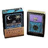 SYJH Tarot Cards orakelkarten English Shamanic Healing Oracle Cards für anfänger englisch orakel