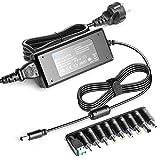 KFD 12V 5A Universal Netzteil Trafo Adapter 60W Ladegerät Transformator für LED Streifen, Laptops, LCD TFT Bildschirm Monitor, Radio mit 10 stecker 5,5x2,5mm 3,5x1,35 4,8x1,7 6,5x4,4 6,5x3,0 5,5x3,0mm