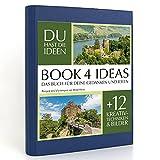 BOOK 4 IDEAS classic | Burgen und Festungen am Mittelrhein, Eintragbuch mit Bildern
