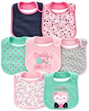 Simple Joys by Carter's Baby - Mädchen Not Applicable, Pink (Pink/Mint), (Herstellergröße: One Size)