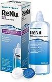 Bausch & Lomb ReNu MPS Sensitive Eyes Kombilösung - Kontaktlinsenreiniger und Aufbewahrungslösung, weiche Kontaktlinsen, Einzelflasche, 1 x 360 ml