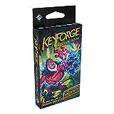 Asmodee Fantasy Flight Games FFGD1410 Keyforge: Massenmutation - Einzeldeck, Kenner-Spiel, D