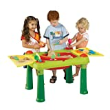 Keter 17184058 - Kinder Spieltisch Sand and W