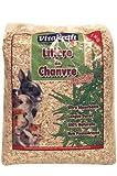 Vitakraft Prestige 82501 Hanfstreu für kleine Haustiere, 1 kg / 10