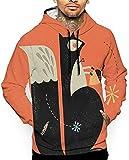 1Zlr2a0IG Squirrel Blog Unisex Hoodies 3D Print Pullover Lightweight Sweatshirts Pockets