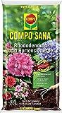 Compo SANA Kultursubstrat unter Verwendung von organischem Bodenmaterial, pflanzlichen Stoffen, Düngemitteln, Nicht Zutreffend