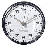 Hama BADEZIMMERUHR Mini, Grau, One Size