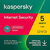 Kaspersky Internet Security 2021   5 Geräte   1 Jahr   Windows/Mac/Android   Aktivierungscode per Email