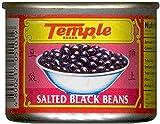 Tausi - fermentierte schwarze Bohnen (Dose) - Temple - 180g