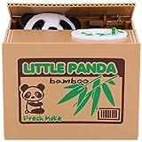 Auped Spardose für Kinder, Panda, elektronisch, automatisch, Sparbank, bedeutungsvolles Geschenk für Kinder