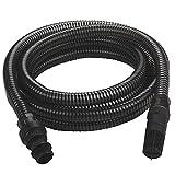 LINWXONGQP Innendurchmesser:2,54 cm (1') Schläuche Leitungen Saugschlauch 7 m Kunststoff für Wasserpumpe