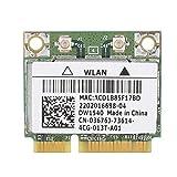 Vcriczk Netzwerkkarte, PCIE-Netzwerkkarte Schneller Betrieb PCI-e WiFi-Karte Dualband-WLAN-stabile Leistung WiFi-Netzwerkkarte, Mini für PC-Computer