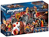 PLAYMOBIL Novelmore 70221 Festung der Burnham Raiders, für Kinder von 4 - 10 Jahren