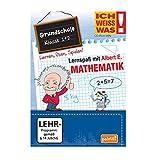 Albert E. ICH WEISS WAS! Lernspaß Grundschule Mathe Klasse 1 + 2 CD ROM