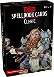 Spellbook Cards: Cleric (Dungeons & Dagons)