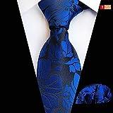 JKHOIUH Krawattentuch Herrenanzug Accessoires Krawattentuch Zweiteilig (Farbe : T265)