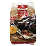 Weiss gefüllte Lebkuchen-Herzen, Zartbitter-Schokolade 6 x 150 g