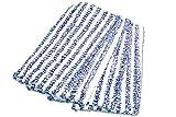 4 hochwertige Reinigungstücher geeignet für Vorwerk SP 520 und 530 Saugwischer/Wischsauger/Hartbodenreiniger