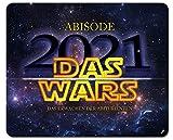 1art1 Schule - Abitur, Abisode 2021 - Das Wars Mauspad 23 x 19