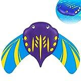ZoneYan Wasser Spielzeug Fische, Tauch Spielzeug Fische, Wasser Power Spielzeug, Unterwasser Glider, Tauchspielzeug Für Kinder, Unterwasser Spielzeug Strand