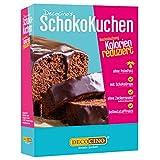 Decocino, Schokokuchen – g – kalorienreduzierte Backmischung für saftigen SchokoladenKuchen mit 30 weniger Kalorien – ohne Palmöl und Zuckerzusatz, Schokolade, 405 g