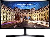 Samsung C24F396FHU 60,9 cm (24 Zoll) Curved Monitor, schw