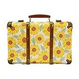 Sass & Belle Sunflower Suitcase