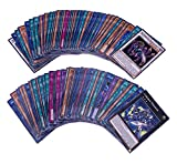 Konami - Yu-Gi-Oh! - Sparangebot - 100 deutsche gemischte Karten + 1 Booster unserer Wahl