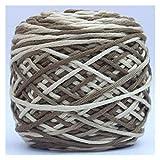 Chunky Yarn Wolle gewebte Schal Pullover Dickes Garn 16 Sterne Nadelwattendraht Herren Frauen, die Weben Schal Arm Hand Stricken (Color : 40 Card)