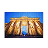 artboxONE-Puzzle M (266 Teile) Städte / Berlin Brandenburg Gate, Berlin, Germany