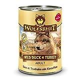 Wolfsblut Adult Wild Duck & Turkey 6 x 395 g