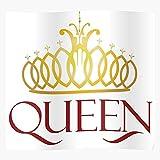 Fotografie Medien Malerei gemischt Illustration Band Digital Zeichnung Design Art Srt Queen Home Decor Wall Art Print Poster !