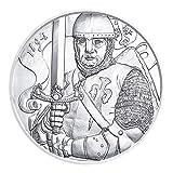 1 OZ Silber Silver Münze 1 UNZE - Leopold V. 825 Jahre Münze Wien 2019