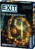 Thames & Kosmos  EXIT - Das Spiel   Der Zauberwald   Level: 2  Einzigartiges Escape Room Spiel, 1-4 Spieler   Alter 10+  