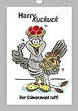 HarryKuckuck - Der Schwarzwald ruft (Wandkalender 2021 DIN A4 hoch)