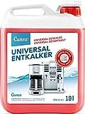 Entkalker für Kaffeevollautomat & Kaffeemaschine - 10l mit Farbindik
