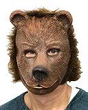 Zagone Studios Braunbär Tierjunges Kostüm Maske