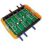 Fußballtisch, Mini-Fußballspiel-Fußballtisch, für Campingpartys